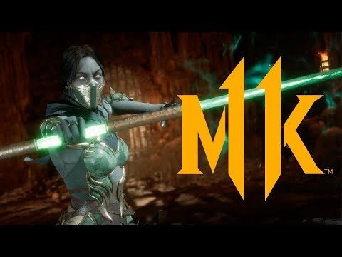 Trailer de révélation pour Jade de Mortal Kombat 11