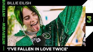 "Billie Eilish: ""Falling in love feels good but also horrifying""   3FM Special   NPO 3FM"