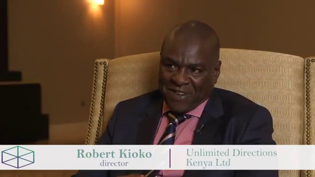 Interviews: Robert Kioko, director, Unlimited Directions Kenya
