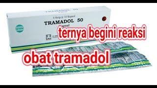 Fungsi Dan Efek Samping Obat Tramadol