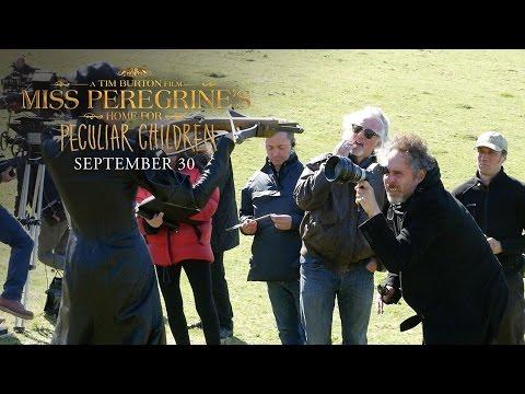 Miss Peregrine's Home for Peculiar Children (Featurette 'The Vision of Tim Burton')
