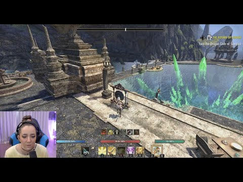 A Tour Of My House In The Elder Scrolls Online