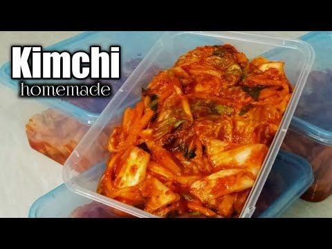 Kimchi homemade by mhelchoice madiskarteng Nanay