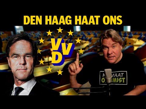 Jensen; Den Haag haat ons!