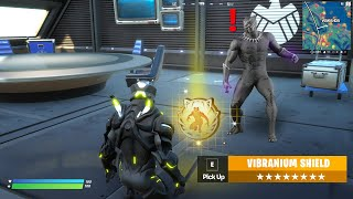 NEW Fortnite Black Panther Boss Update