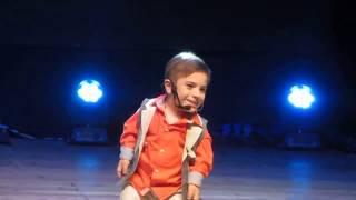 Плужников Данил Голос дети. Благотворительный концерт в Белгороде