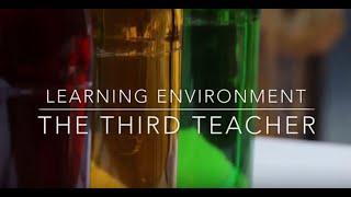 Learning Environment - The Third Teacher