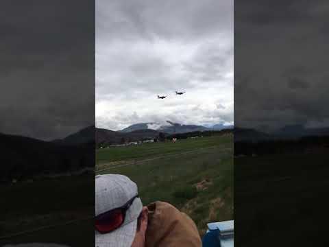 Самолет канадских ВВС потерпел крушение, один человек погиб