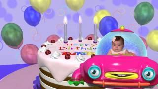 Triana en TuTiTu Specials Happy Birthday