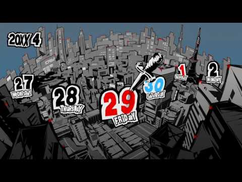 Persona 5 - 4/29 Friday: The Velvet Room: Persona Fusion By