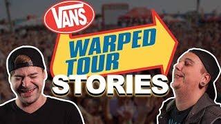 Wild Warped Tour Stories
