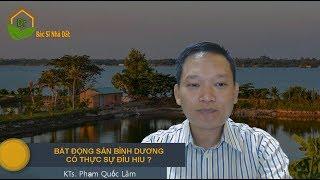 TẠI SAO BẤT ĐỘNG SẢN BÌNH DƯƠNG ĐÌU HIU? | Tin Nóng Bất Động Sản