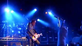 Ace Frehley - Grosse Freiheit 2009 - Sisters