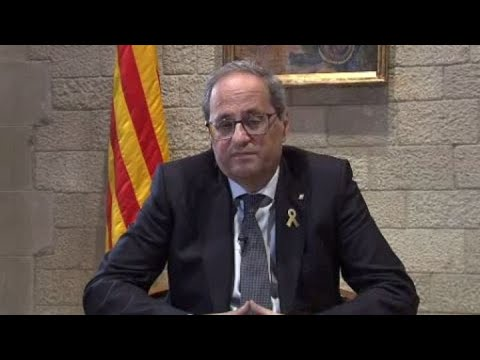 Prison sentencing of activists 'unjust': Catalan regional leader | Street Signs Europe
