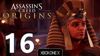ASSASSIN'S CREED ORIGINS FR #16 (Xbox One X)