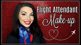How To Do Your Makeup Like a Flight Attendant