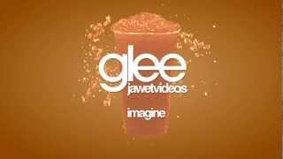 Glee Cast - Imagine (karaoke version)