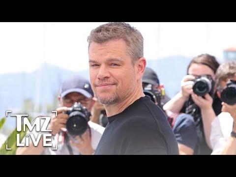 [TMZ]  Matt Damon Insists He Never Used The Homophobic F-Word