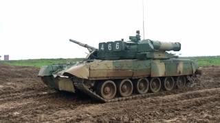 Боевая подготовка танкистов 4 й Кантемировской дивизии