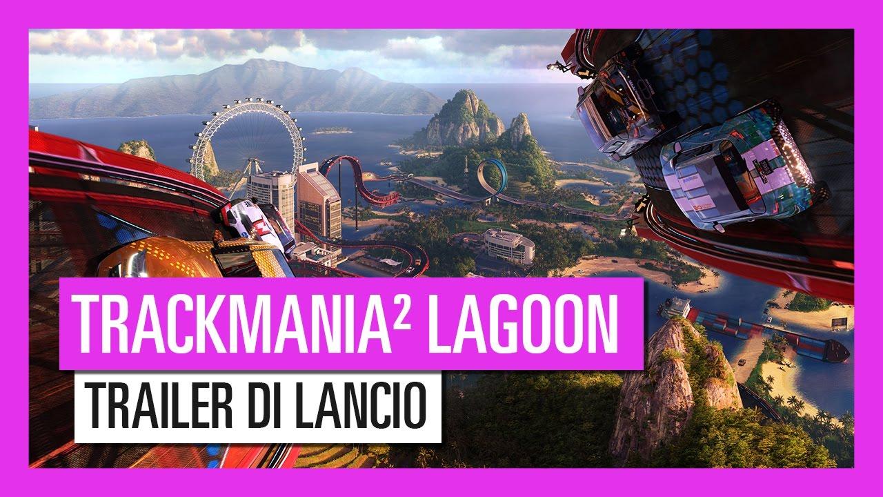 Trackmania 2 Lagoon - Trailer di Lancio