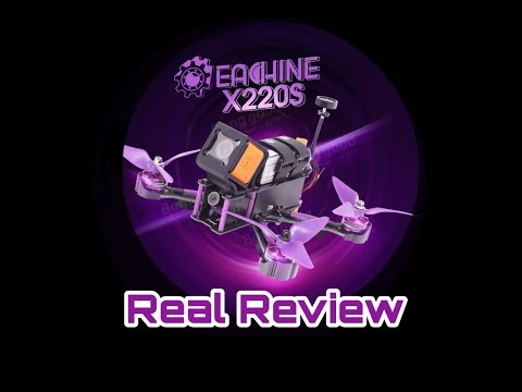 Eachine Wizard X220S 2017 Model - Real Review