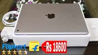 2017 iPad Air 9.7 Unboxing, Hardware & Flipkart Purchase Experience Review India