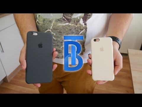 Review: Apple Silikon Case für das iPhone 6S & 6S Plus [4K]