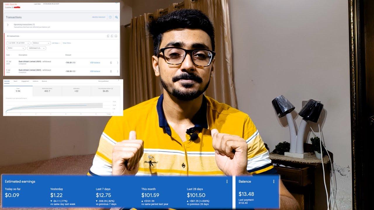 My 3 Sources of Online Earnings|Make Money Online|Earn Money Online|HBA Solutions thumbnail