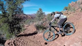 Intense technical trail that will put your skill level to the limit. AMAZING!