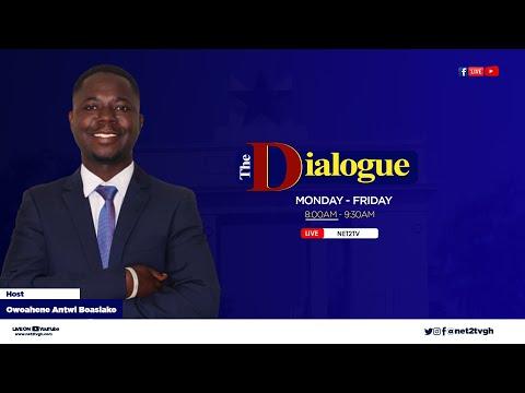 THE DIALOGUE WITH JOYCE KONOKI ZEMPARE - DEPUTY COMMUNICATIONS DIRECTOR, NPP (MARCH 10, 2021)