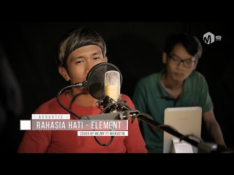 Acoustic Music | Rahasia Hati - Element Cover