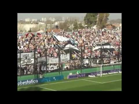 """""""La Barra De Caseros en Sarandí."""" Barra: La Barra de Caseros • Club: Club Atlético Estudiantes"""