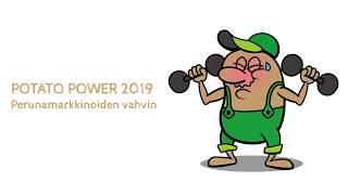 Potato Power -kilpailussa ratkesi Perunamarkkinoiden vahvin