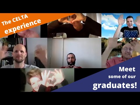 What was our 100% Online CELTA course like? Find out from our ...