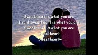 Chris Brown - Sweetheart With Lyrics (On Screen)