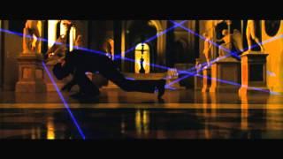 Oceans Twelve Laser Dance HD 1080p