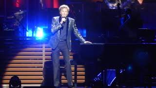 Barry Manilow sing Even now