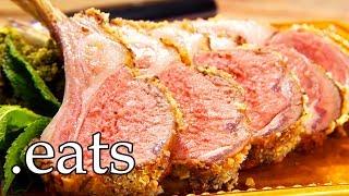 Professional Chefs Best Rack Of Lamb Recipe!