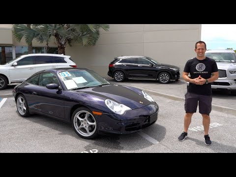 External Review Video mr95-9JuQKQ for Porsche 911 Targa 4 & Targa 4S (8th gen, 992)