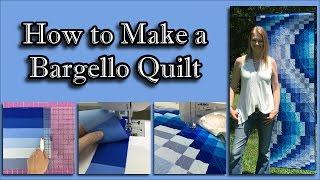 How To Make A Waterfall Bargello Quilt - Begininer Quilt Workshop With Leah Day