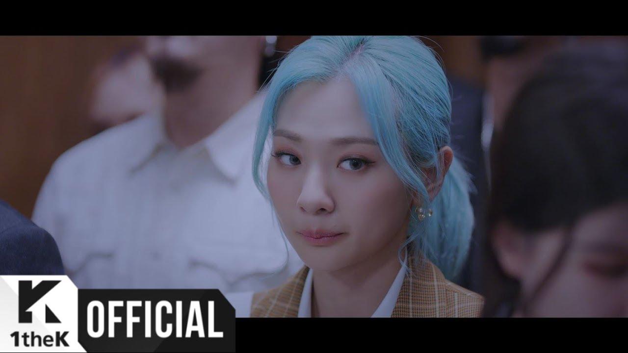 [Korea] MV : BolBBalgan4 - Workaholic