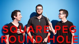 Square Peg Round Hole | Lapse | Blue Room