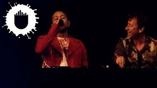 Benny Benassi feat. John Legend - Dance the Pain Away (Coachella Teaser)