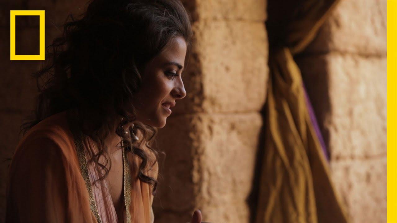 Stephanie Leonidas on Playing Salome | Killing Jesus thumbnail