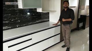 Modular Kitchen Design Ideas - Part 1 By CivilLane.com