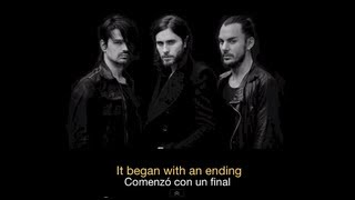 30 Seconds to Mars - The Race HD (Sub español - ingles)