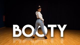 C. Tangana, Becky G   Booty (Dance Video) Choreography | MihranTV