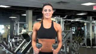Calgary Fitness Tutorial - Shoulder Workout