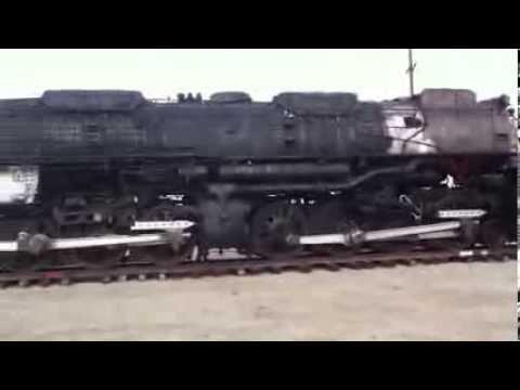 Transportation news roundup: World's largest steam