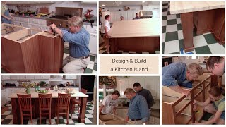 How To Install A Kitchen Island